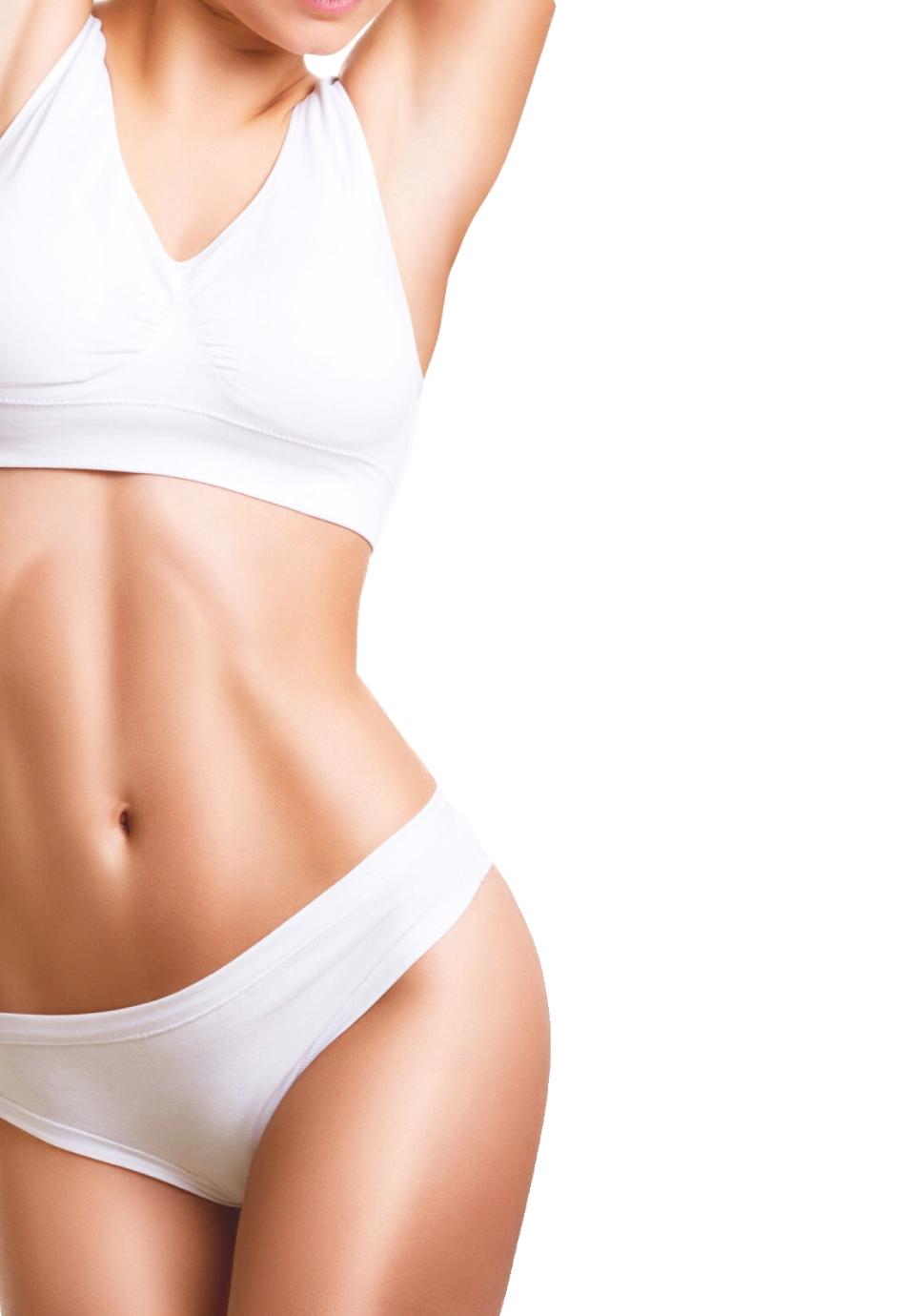 痩身・ダイエットの理想の身体